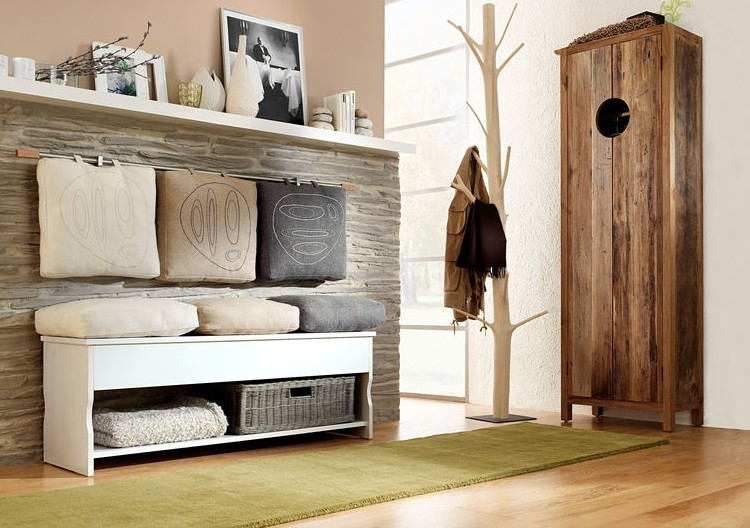 id e deco tendance ambiance d coration scandinave porte manteau arbre bois blanc e1321374293943. Black Bedroom Furniture Sets. Home Design Ideas
